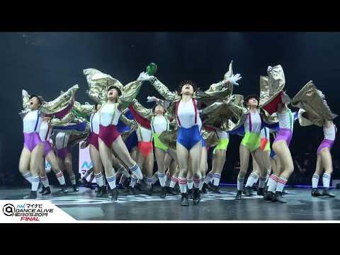 【優勝】TDC(大阪府立登美丘高等学校) / マイナビHIGH SCHOOL DANCE COMPETITION 2019 FINAL