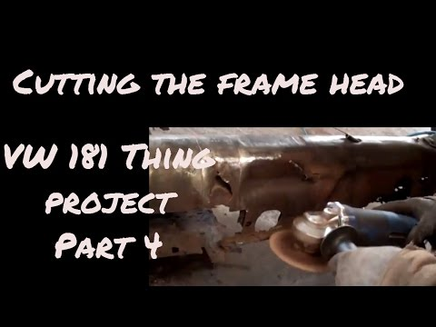VW Thing 181 Project Part 4