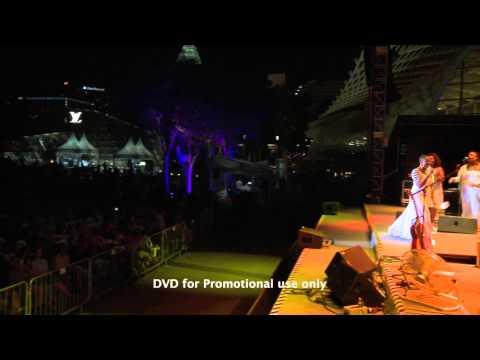 India Arie - Cocoa Butter (Live at Singapore International Jazz Festival 2014)
