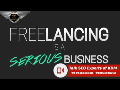 SEO Freelancer in India, SEO Freelancer in Delhi - KDM Freelancers of SMO  PPC Web Design