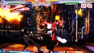 Blaz Blue cs Ragna (kytel) vs Hazama (J-Man) 2