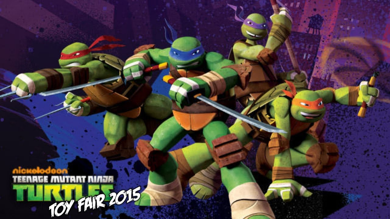 Nickelodeon Ninja Turtle Wallpaper