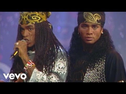 Milli Vanilli - Keep On Running (Wetten, dass ...? 03.11.1990) (VOD) music