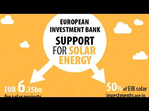 EIB's contribution to India's Solar Power Sector and the International Solar Alliance