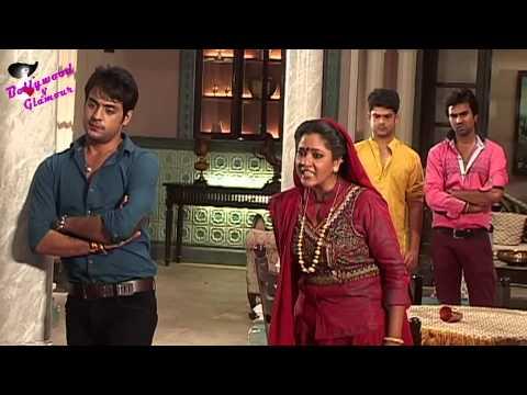 On Location of TV Serial 'Piya Rangrezz'