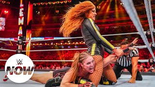 Full WrestleMania 35 results: WWE Now