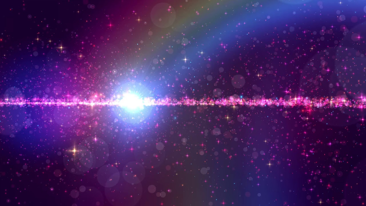 4k rainbow space moving background aavfx animated - 4k moving wallpaper ...