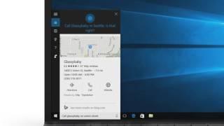 Cortana tips and tricks Call a business   Microsoft Windows