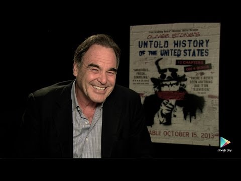 Oliver Stone Answers Your Questions [Explicit]