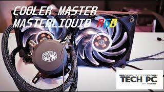 Cooler Master Masterliquid  ML240L RGB - Recenzja - TechPC