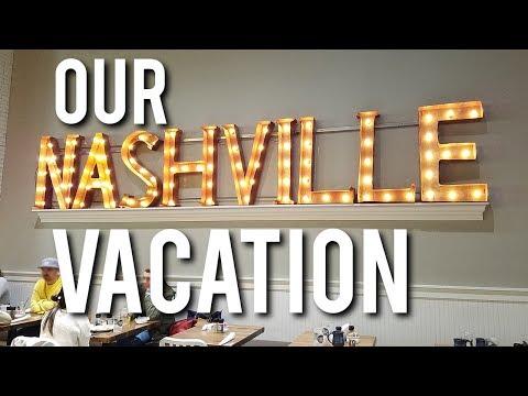 NASHVILLE, TN 🎶🎸 | Music, History, Food!