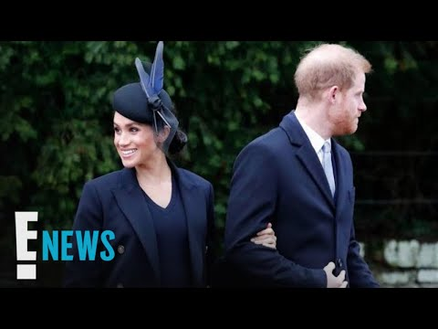 Meghan Markle's Growing Baby Bump Takes Center Stage | E! News