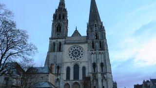 フランス・シャルトル大聖堂 ,  Chartres Cathedral   ,    Cathedrale de Chartres