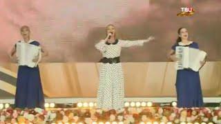 Аккордеонистки России - Дуэт ЛюбАня и Варвара - КАЗАКИ Поклонная гора! [аккордеон, баян]