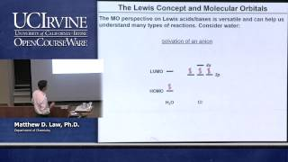Chemistry 107. Inorganic Chemistry. Lecture 15
