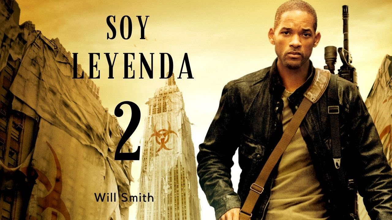 Soy Leyenda 2 Trailer Will Smith Youtube