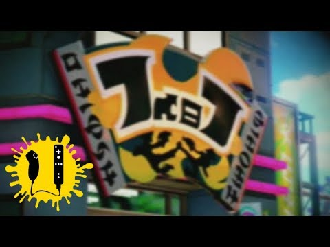 Splatoon  - Wii Remote + Nunchuk in the Battle Dojo [Motion Controls Setup in Desc.]