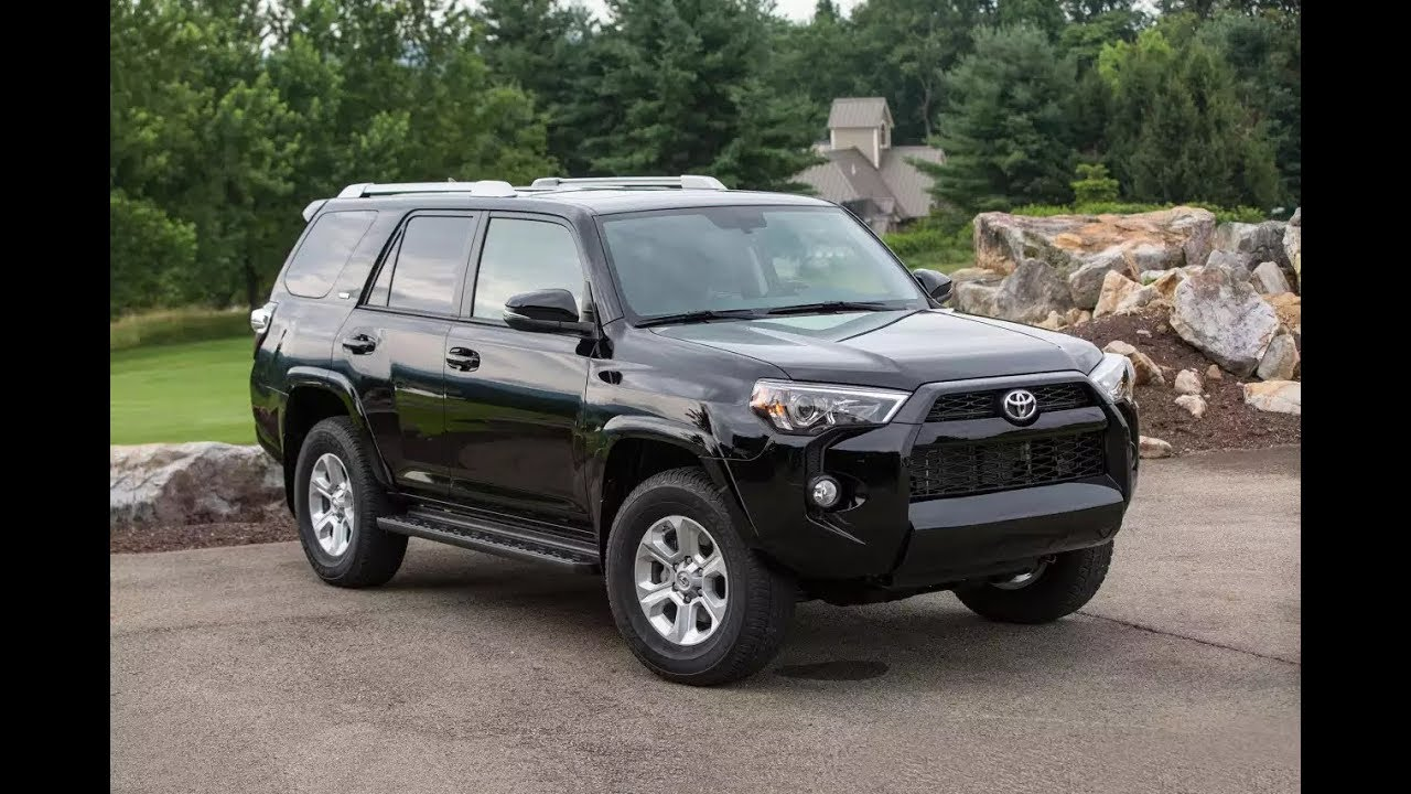 Toyota 4runner 2018 Car Review