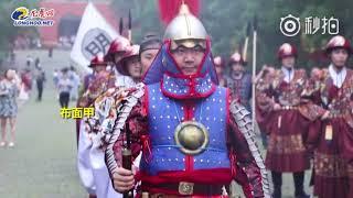 真正的大明軍隊啥模樣?裝備齊全的大明軍穿越回南京明孝陵 Great Ming Empire