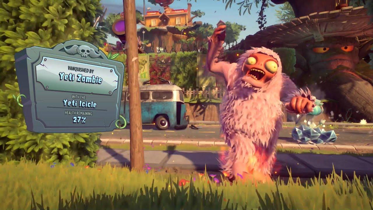 Plants Vs Zombies Garden Warfare 2 Offline Play Youtube