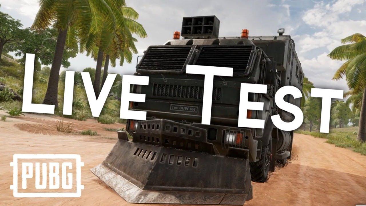 Das neue Sanhok / Live Update Test ★ Playerunknown's Battlegrounds ★ PUBG Gameplay Deutsch Germ