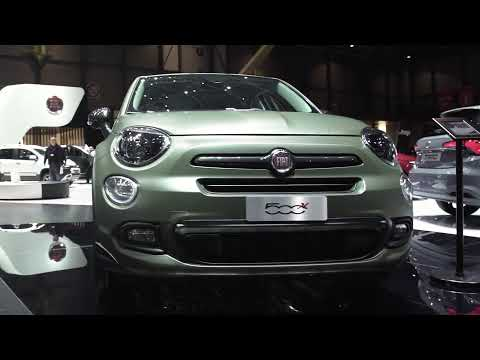 fiat 500x s design salone di ginevra 2017 fiat youtube. Black Bedroom Furniture Sets. Home Design Ideas