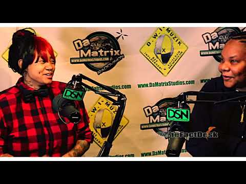 "Mo & Phoenix ""Live Interview"" @ the Fact Desk"