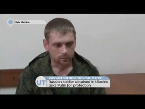 Putin, please don't betray me, - Russian officer captured in Ukraine. (English)