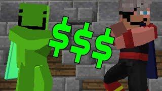 Winning $2000 In Minecraft