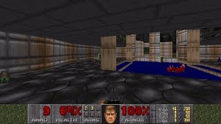 [Doom 25th] Ultimate Doom Episode 1 UV-Fast Speedrun in 21:42