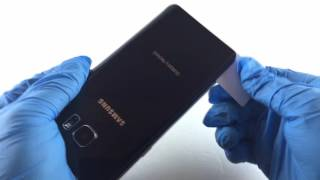 Best and easiest way to remove/replace note 5 back glass
