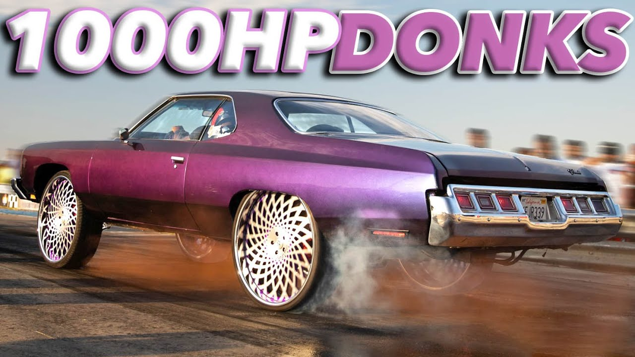 The FASTEST DONKS in the WORLD! (DonkMaster's Fleet)