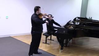 Max Bruch Romanze for Viola and Piano, Op  85