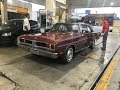 1975 Dodge Gran Coupe vermelho asteca
