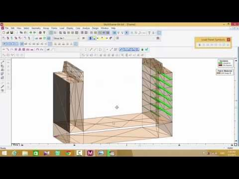 MultiFrame Tutorial of container ship 2015