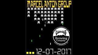 Marcel Anton Group LIVE @ Pisgah Brewing Co. 12-7-2017