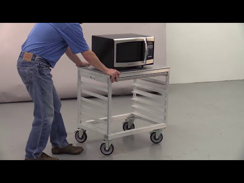 New Age Industrial Product Video -  Equipment Stands