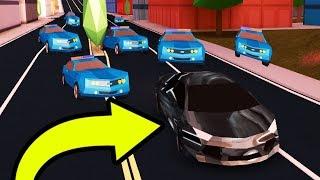 ROBLOX Jailbreak Lamborghini