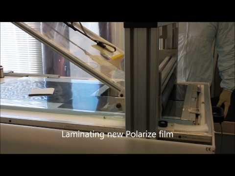 How we refurbished LCD screen