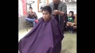Не зли парикмахера
