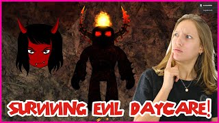 SURVIVING EVIL DAYCARE!