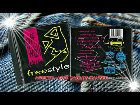 OFF THE WALL -  FREESTYLE (CD COMPLETO)