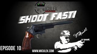 S&W model 29/629 .44 Magnum review with Jerry Miculek!