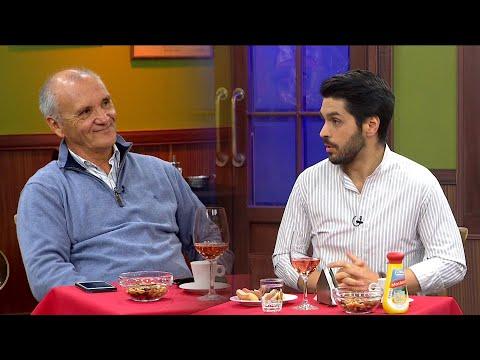 Richard Read y Andrés Ojeda