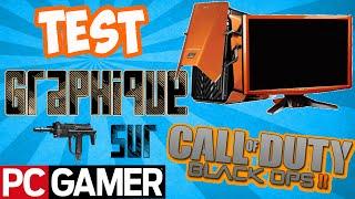 PC GAMER | Test Black Ops 2 PC [FR]