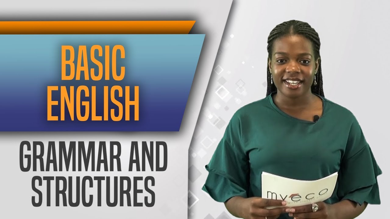 Basic English Grammar and Structures | UDEMY