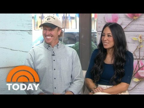 'Fixer Upper' Stars Chip And Joanna Gaines: Why We're Proud To Help Waco | TODAY