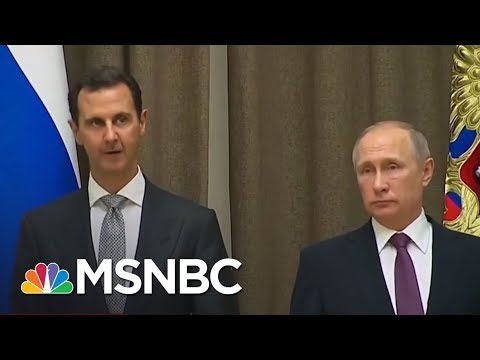 U.S. Officials: Syria Samples Test Positive For Chlorine Gas | MSNBC