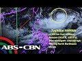 PAGASA Briefing On Typhoon Hanna | 6 August 2019