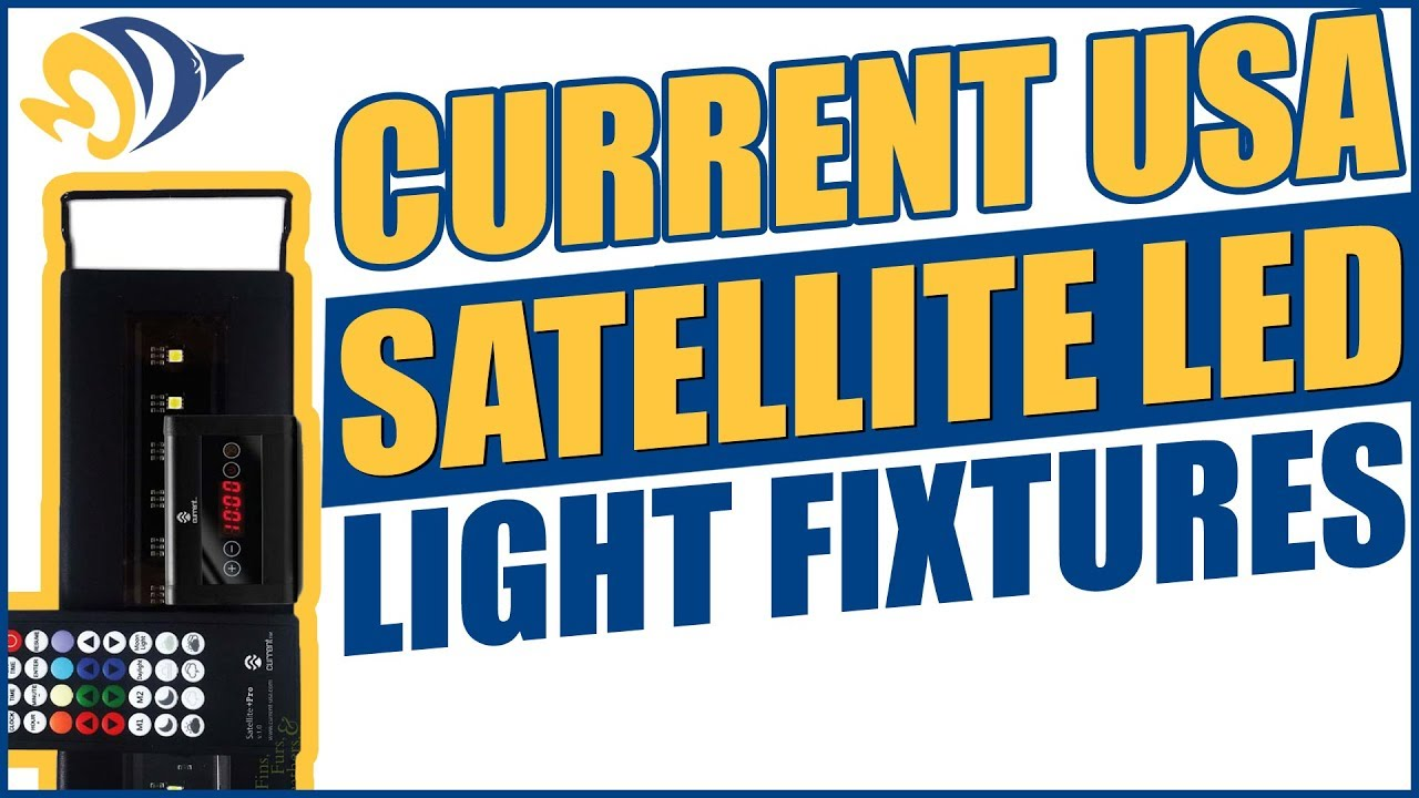 Current USA Satellite LED Light Fixtures Product Demo YouTube - Current satellite photos